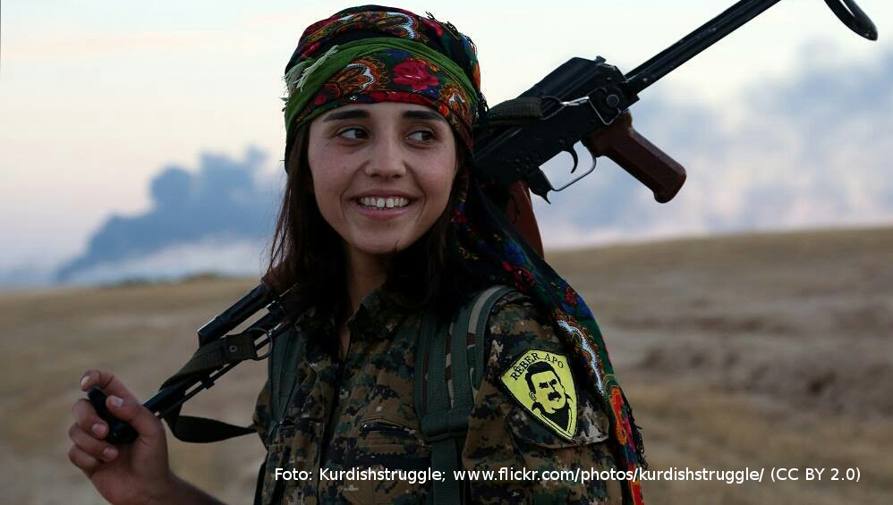 Foto: Kurdishstruggle, https://www.flickr.com/photos/kurdishstruggle/22774369259 (CC BY 2.0)